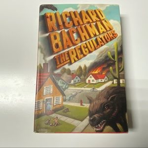 "Richard Bachman's (Stephen King) ""The Regulators"""